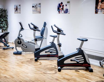 The BW Plus Net Tower Hotel offers a spacious and equipped fitness room